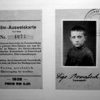 Film-Ausweis für Sigo Rosenstock